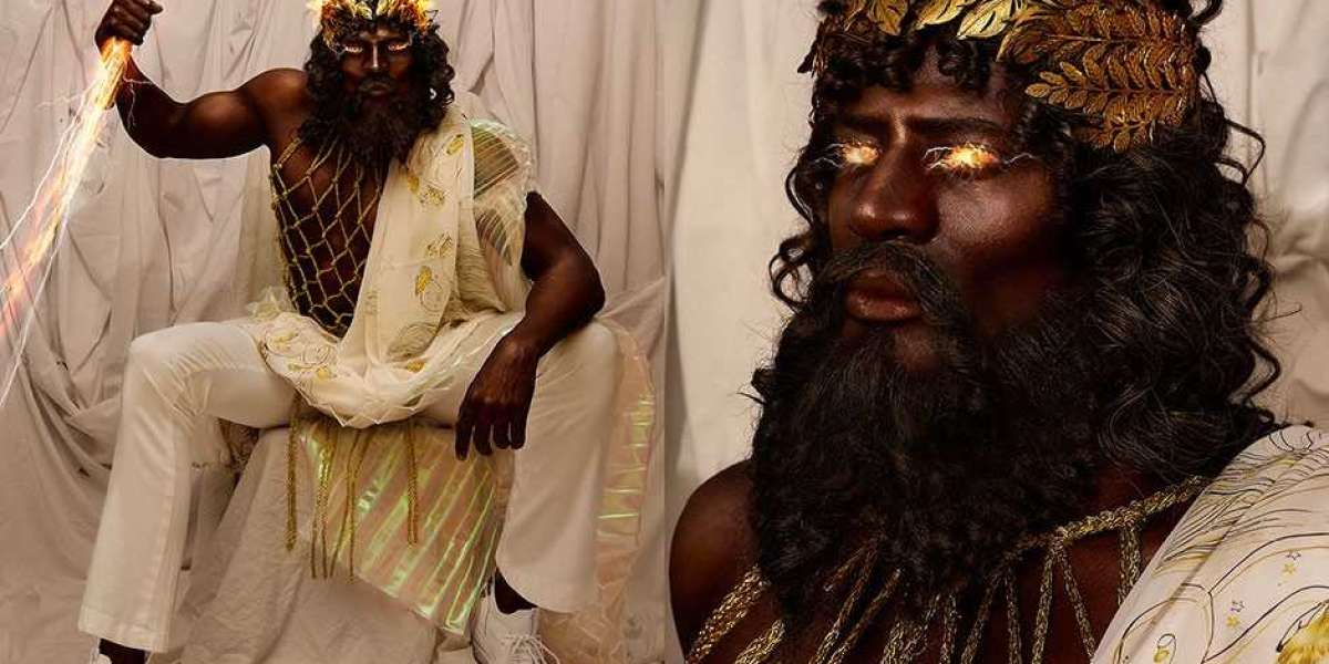 Black People - You Are God!