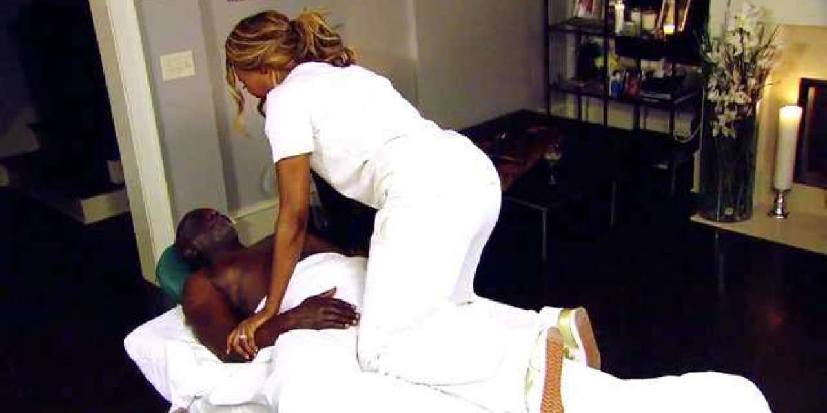 A Massage Anywhere Spices Up Romance