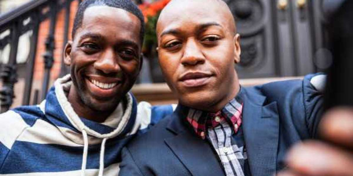 Homosexual Black Men Have Higher Salaries Than Straight Black Men - Gay Rights Are An Illusion