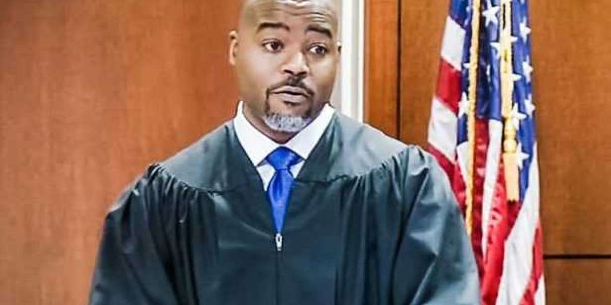 Judge Olu Stevens Gets Suspended Without Pay For Calling Out Systematic Racism