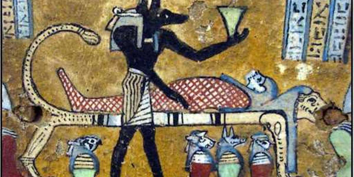 Egyptian Religion Doesn't Involve Mythical Theories About Gods Like Greece Does
