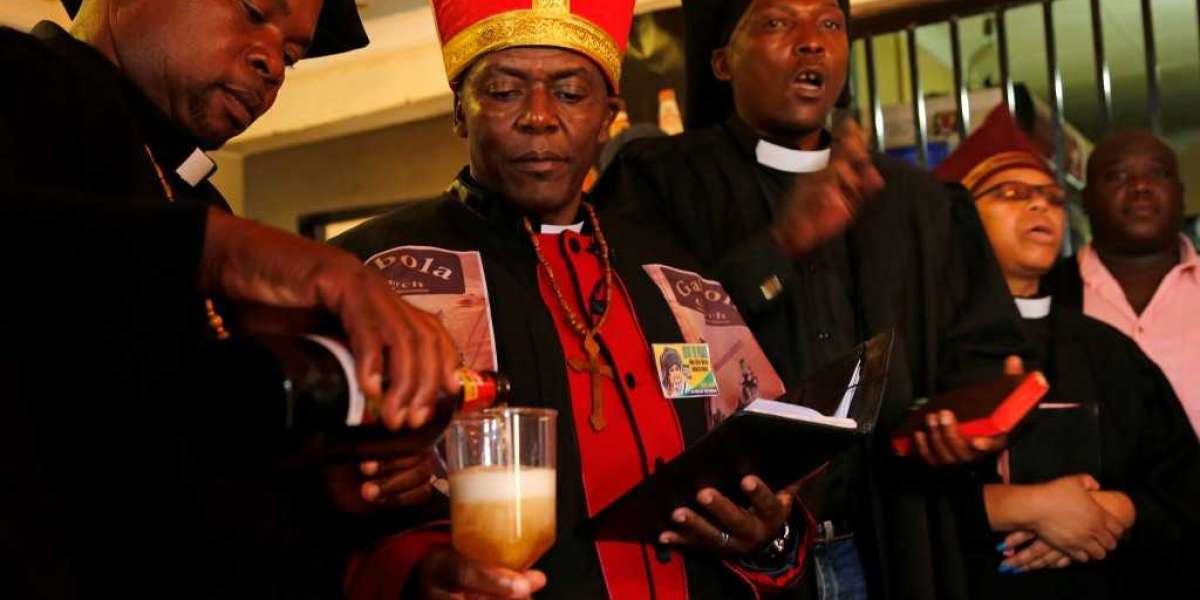 New Church In South Africa Celebrates Drinking Alcohol (Praising Alcohol)